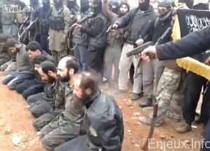 Etat islamique a exécuté 100 djihadistes