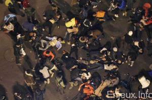 Des morts et des blessés lors de la célébration du nouvel an en Chine
