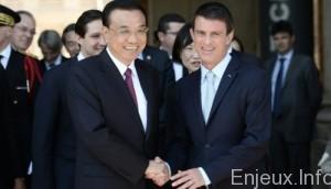 le-premier-ministre-chinois-li-keqiang-et-son-hommogue