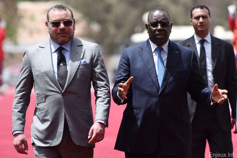 Une première: Le discours de la Marche Verte sera prononcé de Dakar