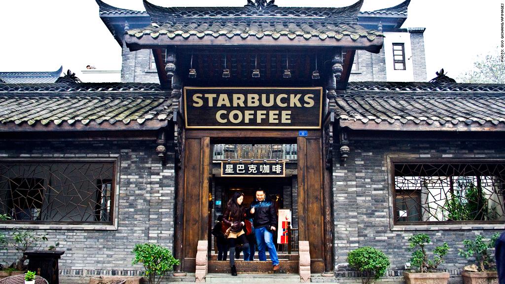 """Résultat de recherche d'images pour """"STARBUCK CHINE"""""""