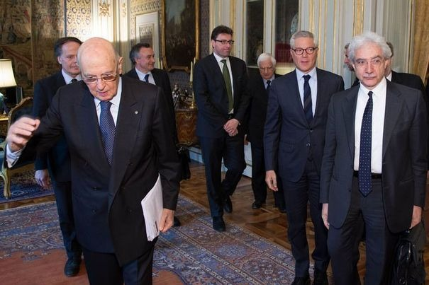 L'Italie devant une impasse politique