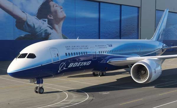 Le Boeing 787 Dreamliner se remet au vol à partir d'Addis Abeba