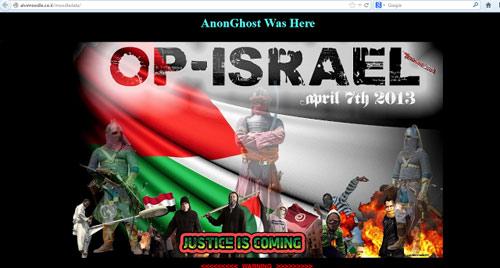 Israël face aux Cyber-attaques des hackers