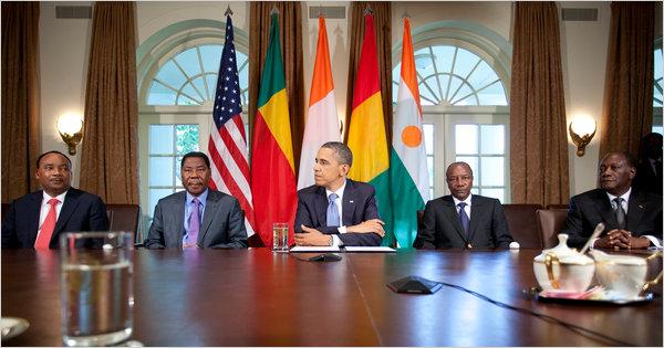 Les USA se rapprochent de l'Afrique pour contrer la progression chinoise