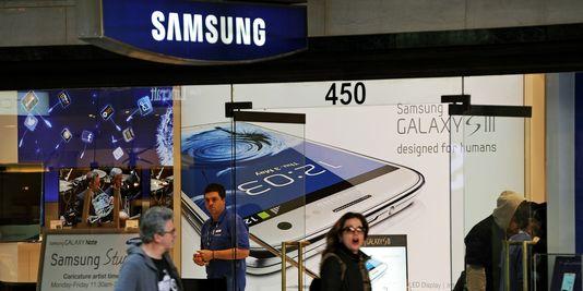 Samsung veut cartonner en 2013