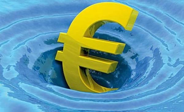 La zone euro dans la tourmente récession/morosité jusqu'à 2014