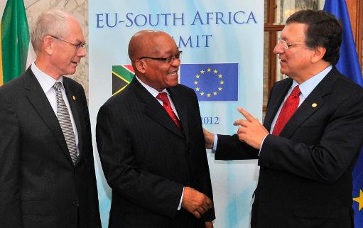 Sommet Afrique du Sud – UE