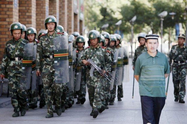 Le quatrième anniversaire des émeutes en Chine requiert une grande sécurité
