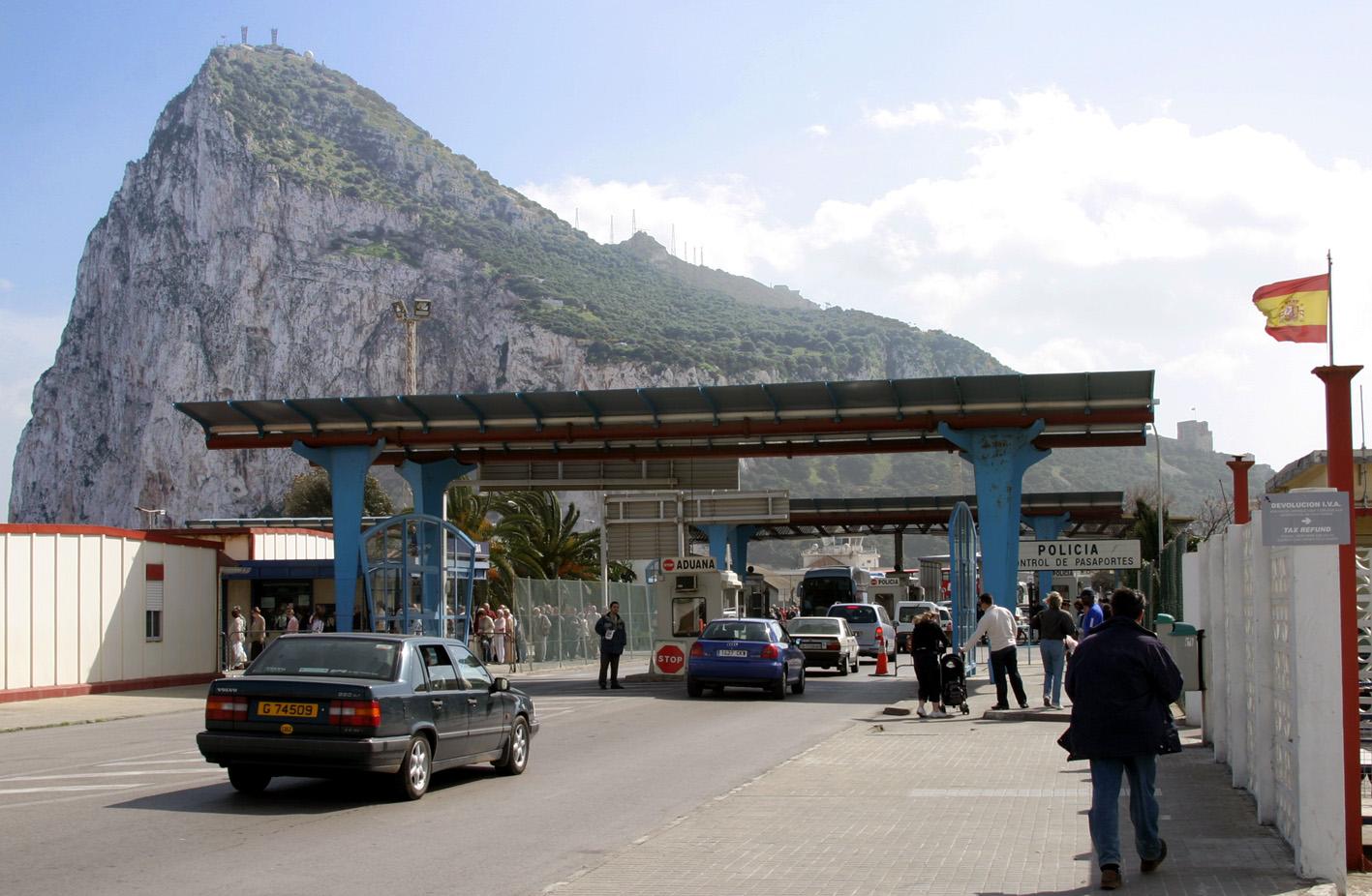 L'Espagne prête à tout pour Gibraltar