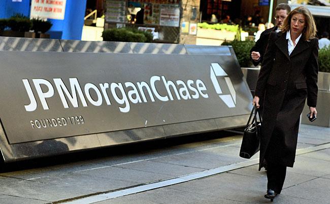 USA : la justice américaine règle ses comptes avec JPMorgan Chase