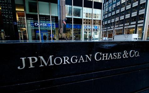 USA : Amende pour JP Morgan Chase