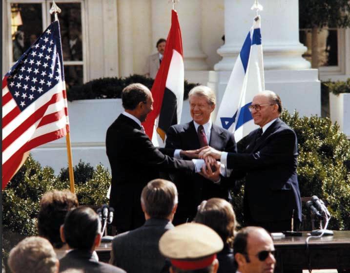 La CIA révèle ses secrets sur les accords de Camp David