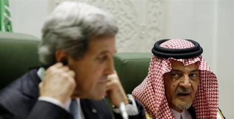 USA: Kerry veille à rassurer l'allié saoudien