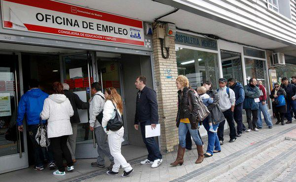 Zone Euro: Record du chômage battu en septembre