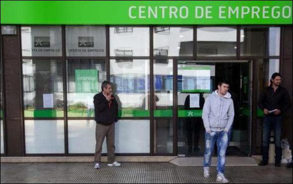 Portugal : Constante baisse du chômage