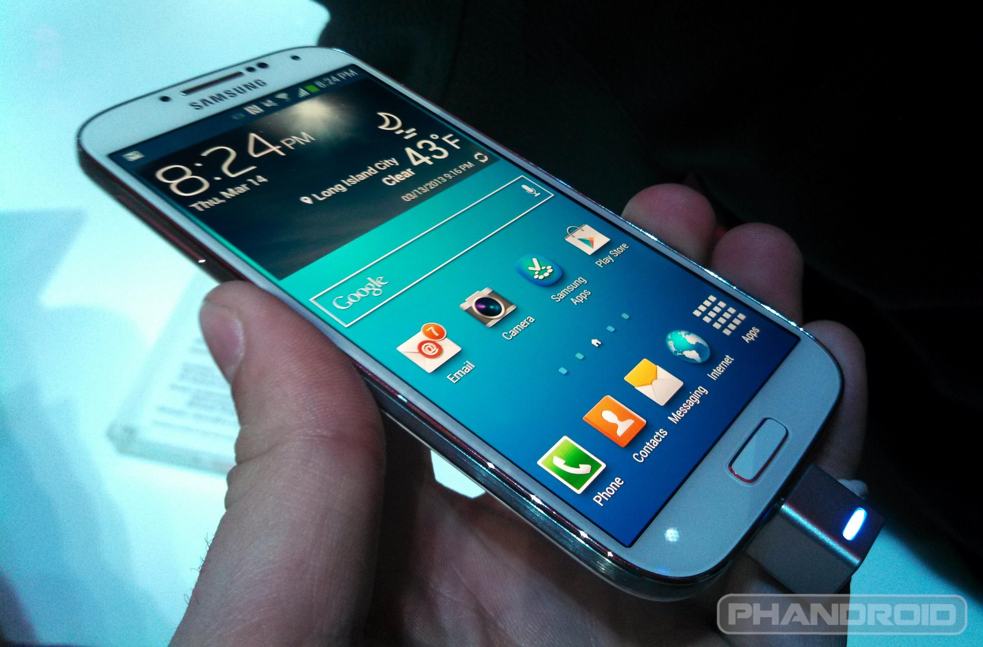 Smartphones : Samsung prépare son offensive en Afrique