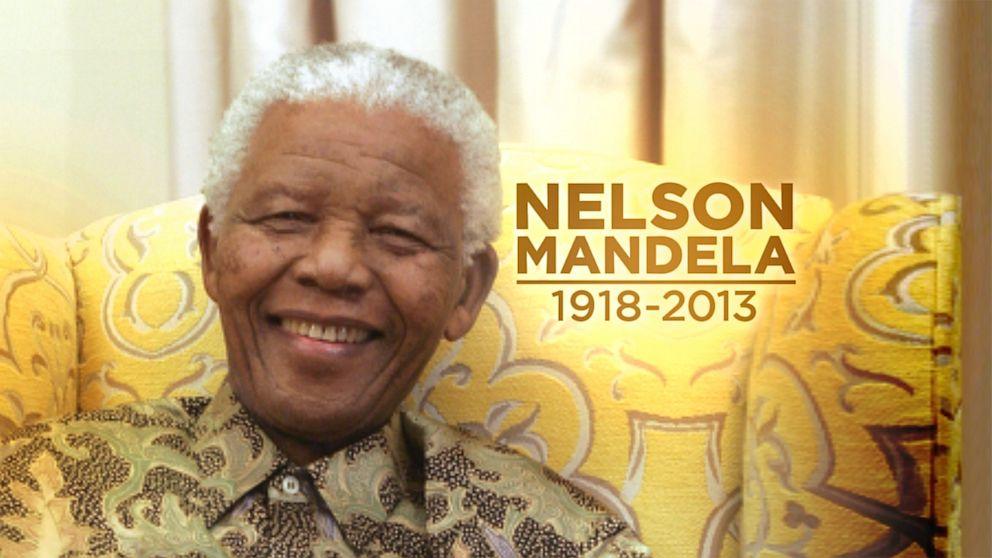 Nelson Mandela : mort d'un héros noir