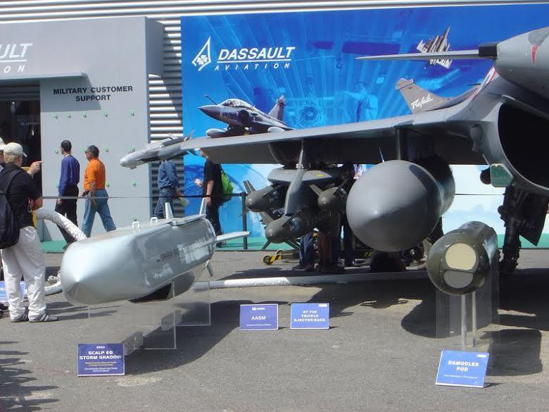 Le chasseur Rafale de Dassault est-il  un mort-né ?