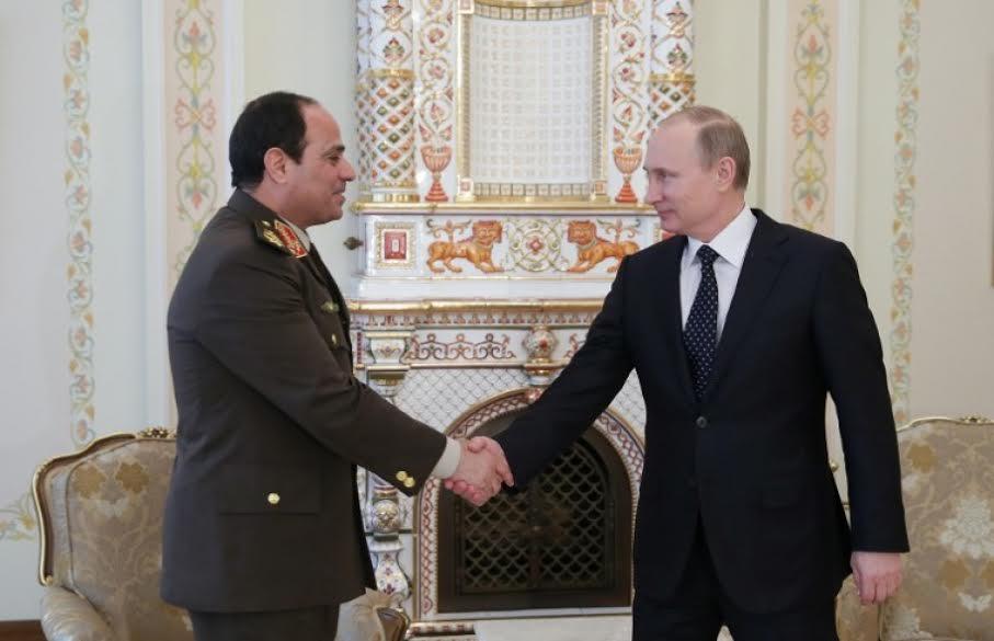 Russie/Egypte : Livraison d'armes contre soutien politique