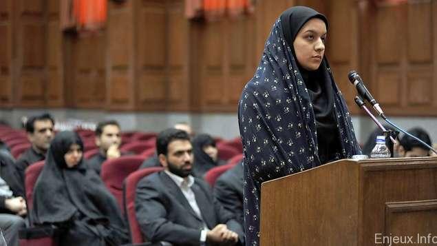 Téhéran : pendaison d'une étudiante inquiète les ONG