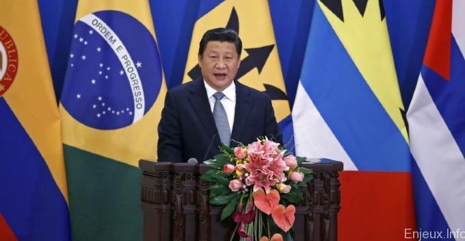 Importants investissements de la Chine en Amérique latine