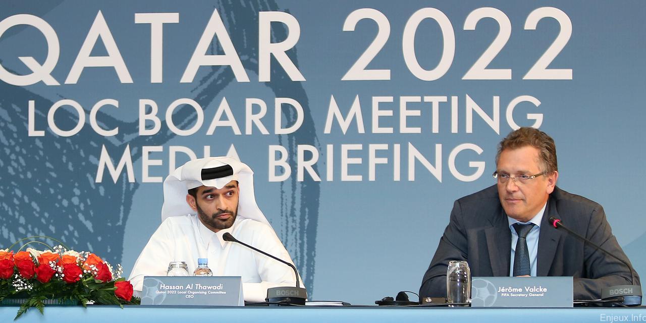 Qatar : Polémiques autour du Mondial 2022 de football