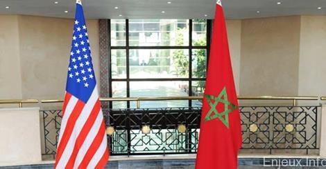 Maroc-USA : Renforcement du dialogue stratégique commun