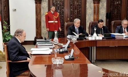 L'Algérie adopte un budget rectificatif