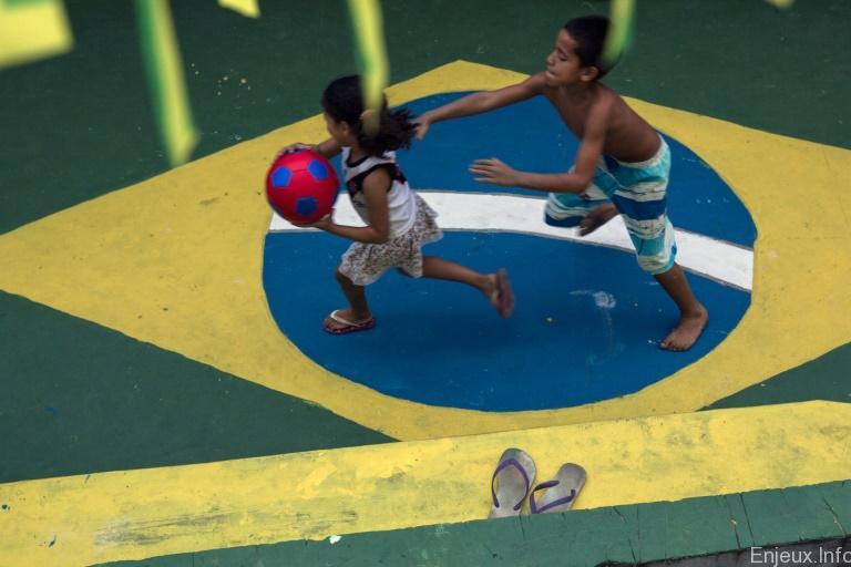 Brésil : un taux d'homicides des mineurs plus que préoccupant