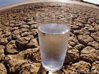 Le Moyen-Orient menacé par le manque d'eau d'ici 2040
