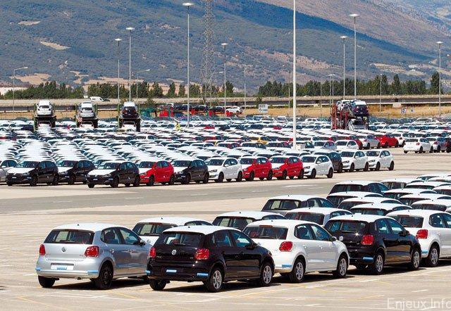 Algérie : vers l'implantation d'une usine Volkswagen