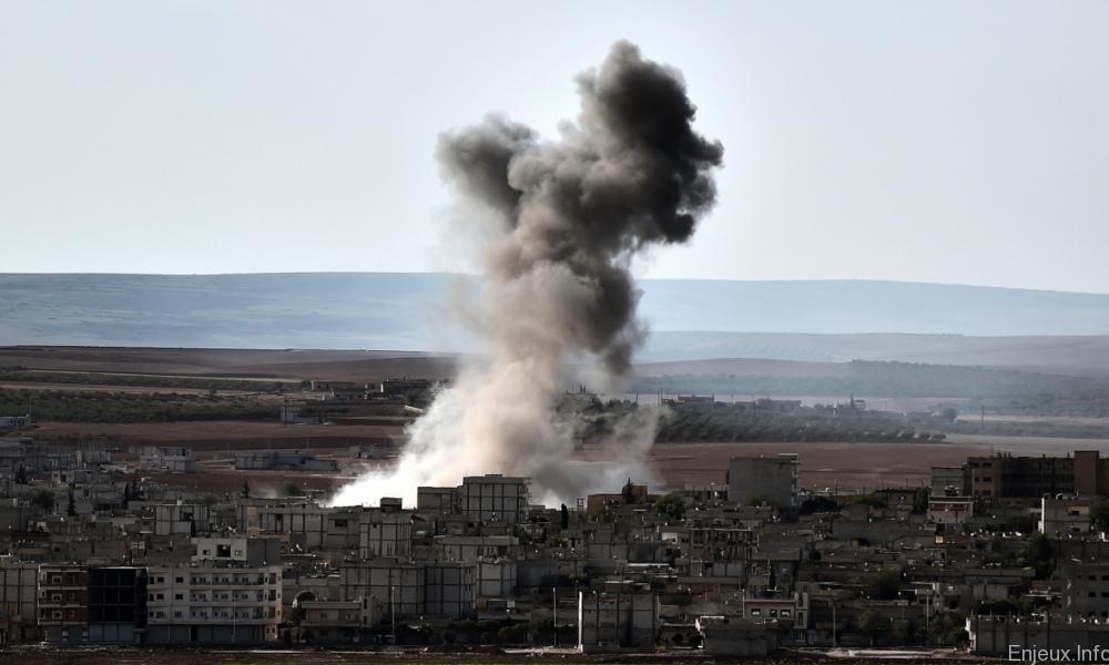 Libye : Les bases de Daech à Syrte visées par des raids américains