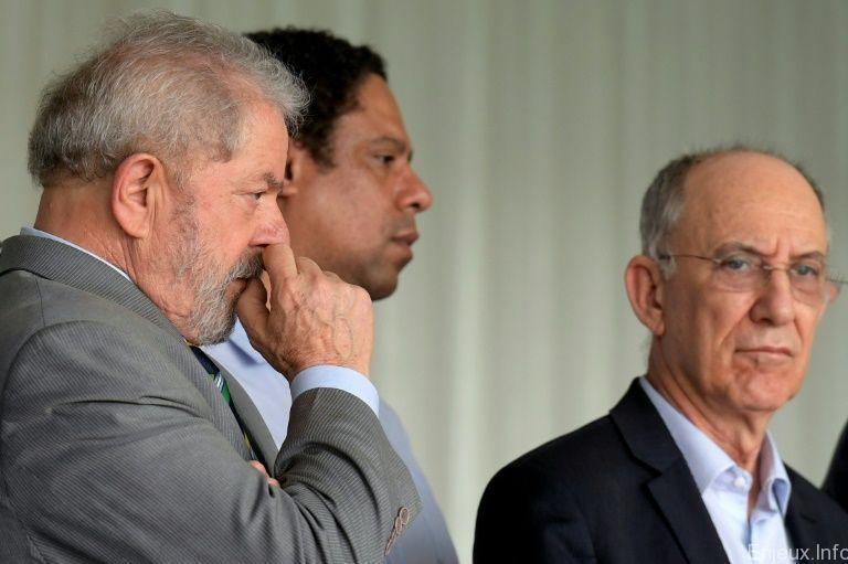 Brésil : Lula à nouveau éligible après avoir été innocenté