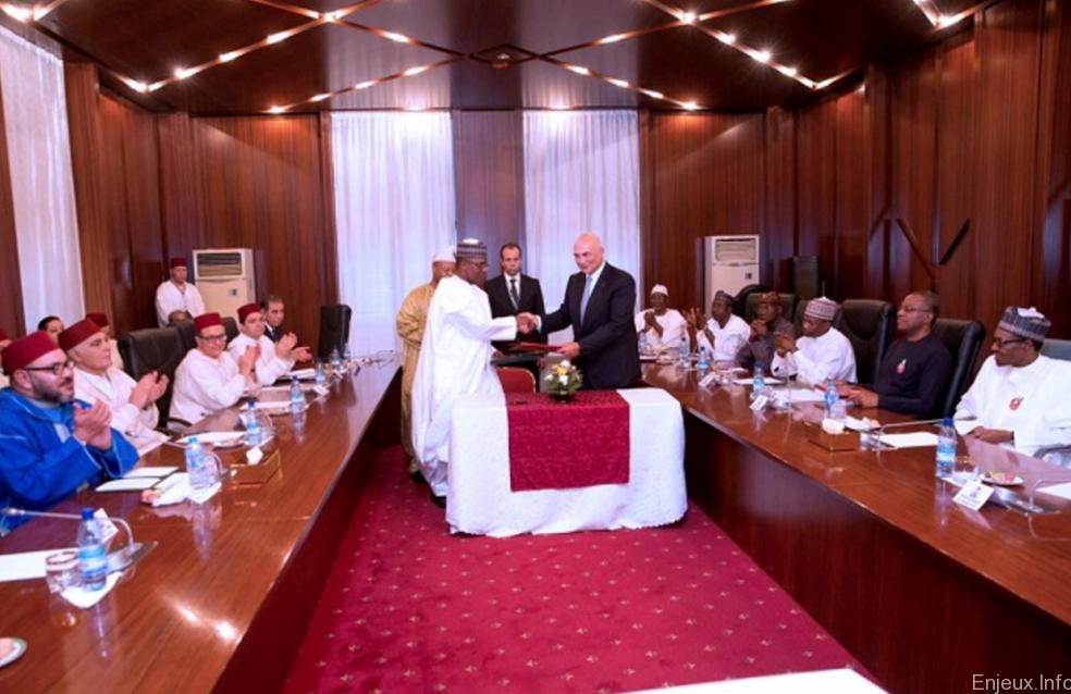 Un partenariat stratégique entre le Maroc et le Nigeria voit le jour à Abuja