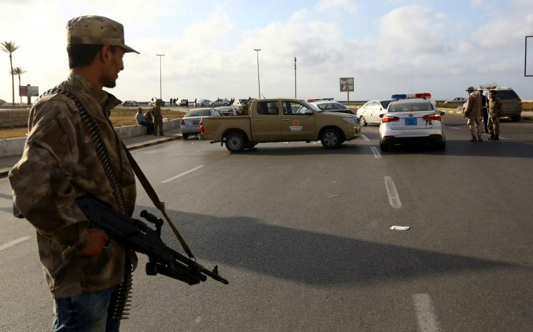 Libye : accord de trêve après quatre jours d'affrontements entre milices