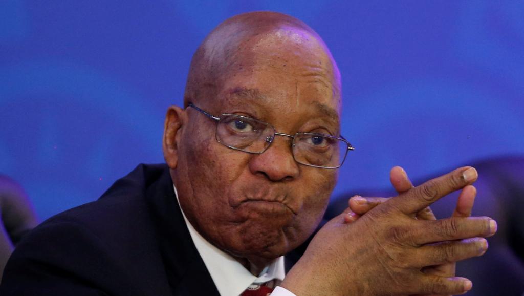 La justice sud-africaine demande à Zuma de fixer lui-même sa peine