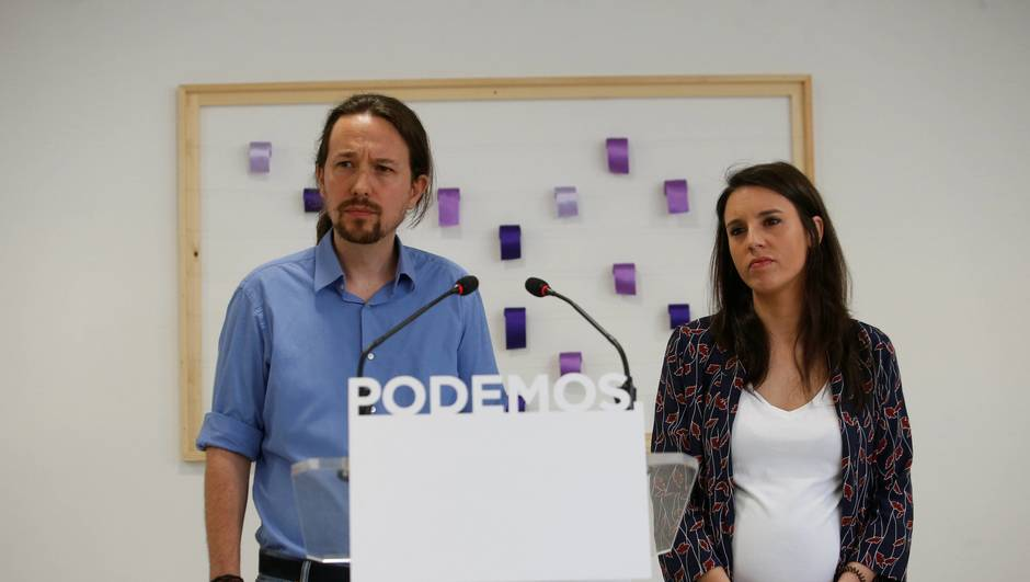 Espagne : Les leaders du parti Podemos soumis à un vote de confiance