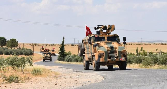 Syrie : Début des patrouilles conjointes entre la Turquie et les USA autour de Manbij