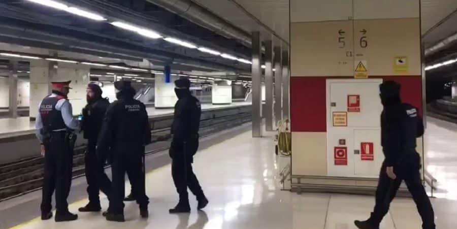 Espagne : Des gares évacuées à cause d'une boucle de ceinture en forme de grenade