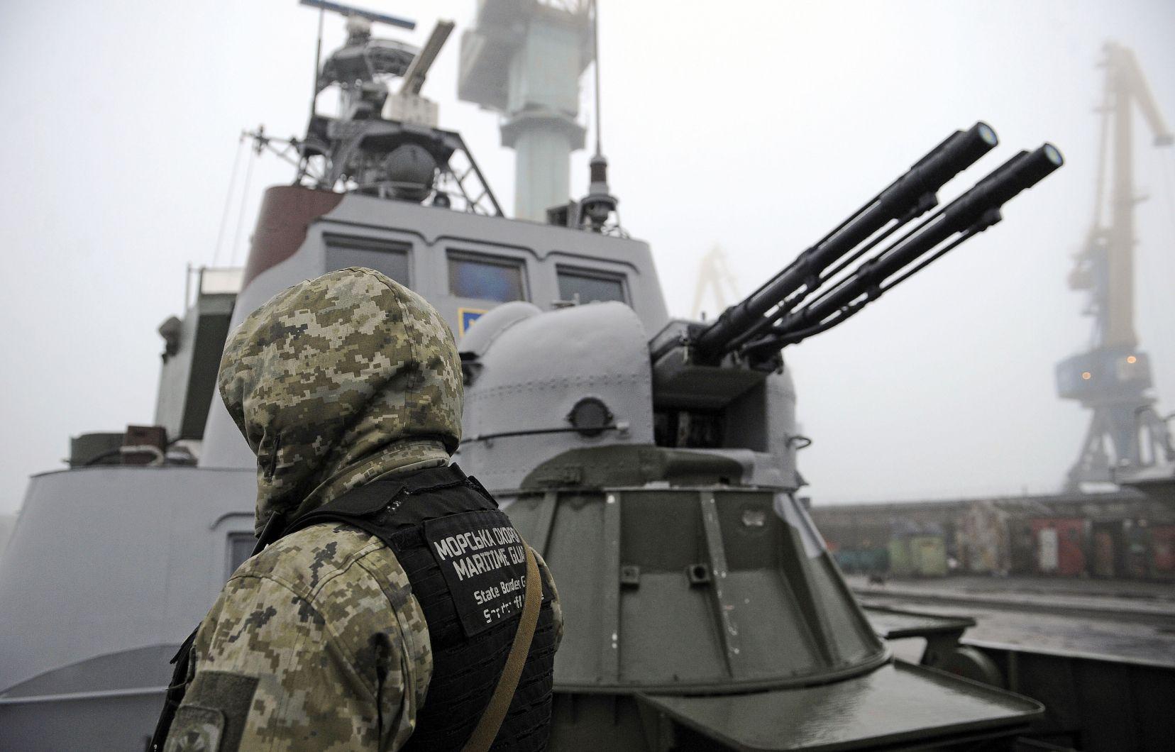 Entre la Russie et l'Ukraine, une guerre d'images qui menace de virer en une guerre ouverte