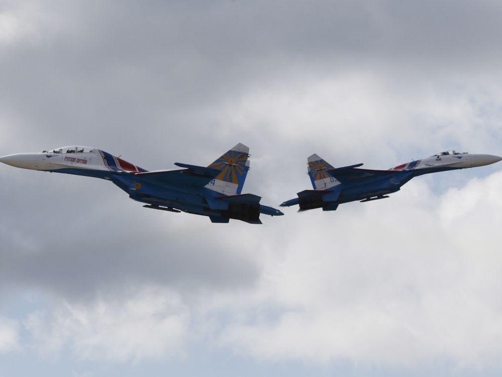 Des avions de chasse russes bientôt déployés en Crimée