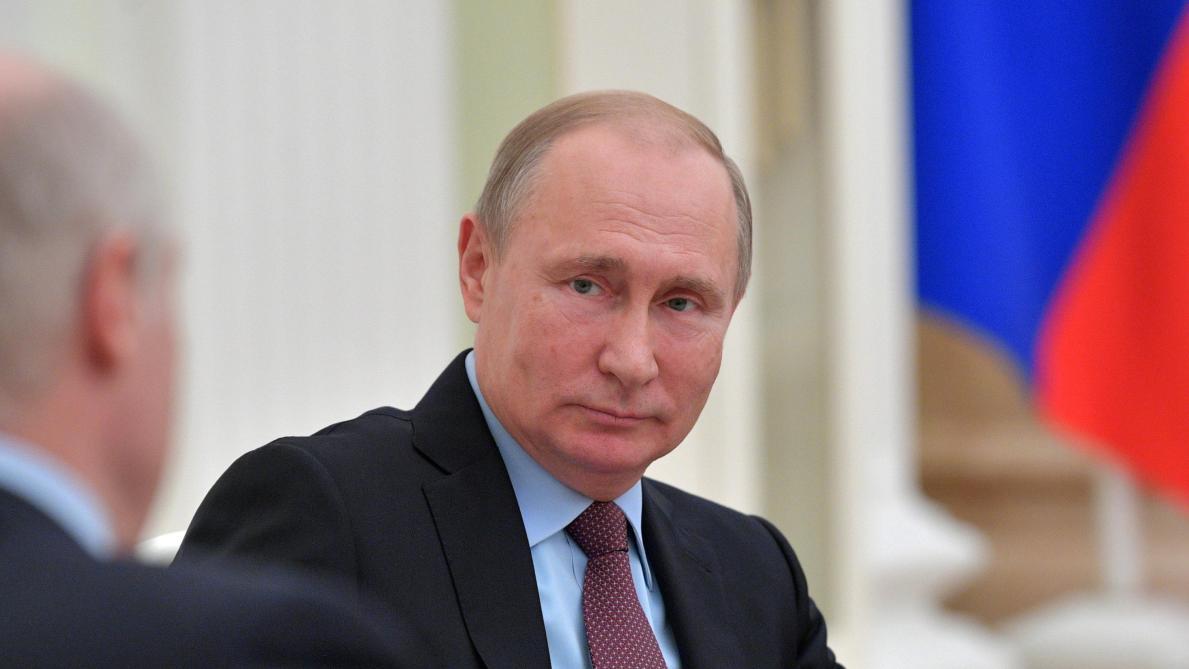 Russie : élargissement des sanctions contre l'Ukraine