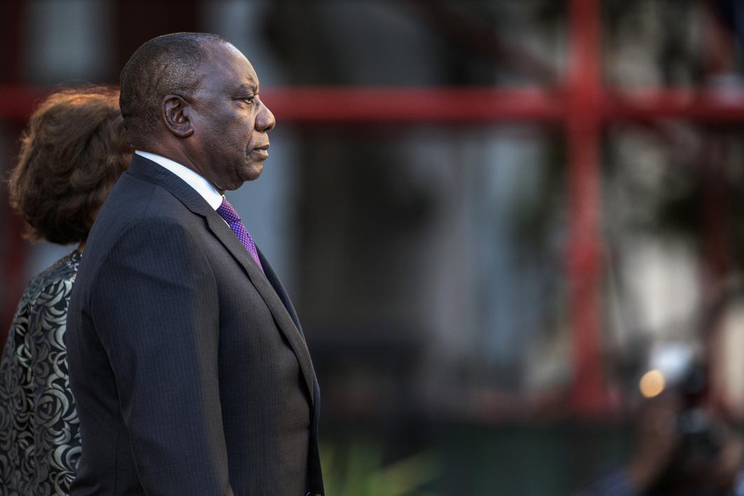 Afrique du Sud :Cyril Ramaphosa tente d'apaiser les tensions raciales suite au meurtre d'un fermier blanc