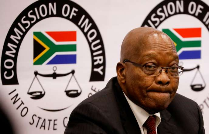 Afrique du Sud : Le procès de Zuma pour corruption de nouveau reporté
