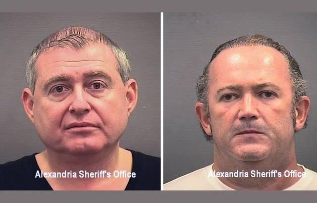 Deux associés à l'avocat personnel du président Trump interpellés à leur sortie des Etats-Unis