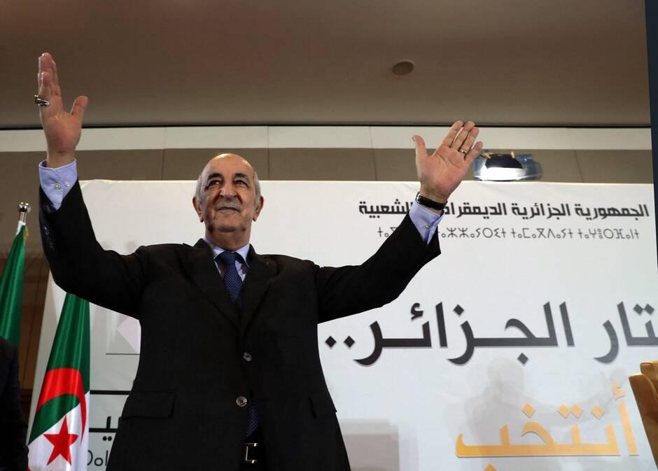 Grâce présidentielle pour près de 3.500 détenus en Algérie