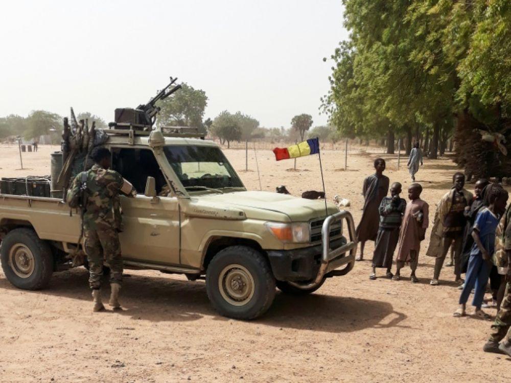 Tchad : Six soldats victimes d'une embuscade des combattants de Boko Haram