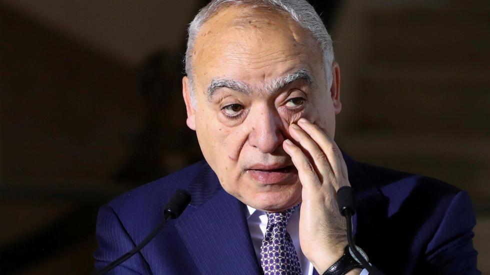 Les deux parties rivales en Libye négocient la trêve à Genève
