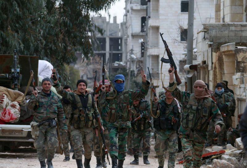 Syrie : Les forces du régime de Damas prennent le contrôle des abords d'Alep